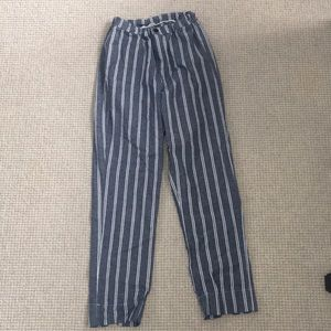 Brandy Striped Pants, Worn Once